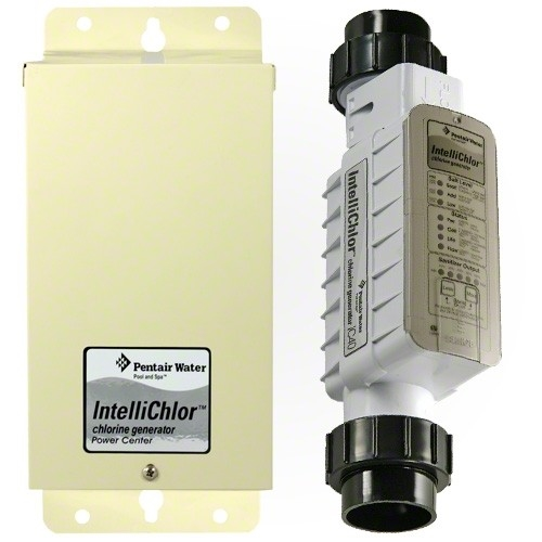 Pentair Intellichlor Ic40 Salt Chlorinator