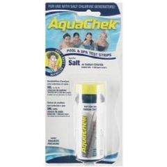 Aqua Check White Salt Test Strips | 10 Strips per Bottle | 561140A